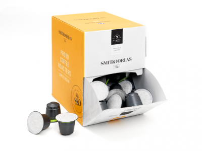 Smit&Dorlas Kapsule Espresso 100 ks
