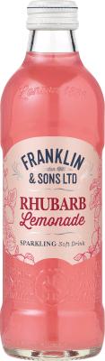 Franklin&Sons Rebarborová limonáda 0,275l