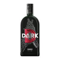 DARK bylinný likér 35%  0,7l