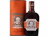 Diplomático Mantuano 8y rum 40% 0,7l darčekové balenie