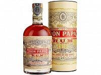 Don Papa 40 % 0,7l Tmavý Rum darčekové balenie