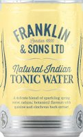 Franklin&Sons Indický Tonik, plech 0,15l