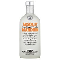 ABSOLUT vodka mandarin 40% 0,7L