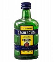 Becherovka 38% 0,05L