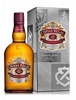 Chivas Regal 12y 40% 0,7l Škótska whisky + krabica