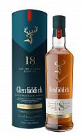 Glenfiddich 18r. 40% 0,7l Škótska whisky (nové balenie)