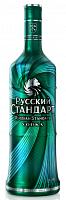 Russian Standard sleeve Malachite edition vodka 40% 0,7l