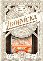 Zbojnícka Marhuľovica 42% 0,7l darčekové balenie