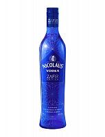 Nicolaus Vodka Extra Jemná 38% 0,7l Zafir Edition
