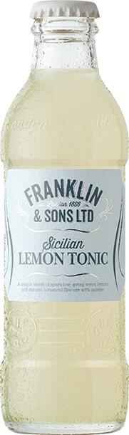 Franklin&Sons Sicilian Lemon Tonic