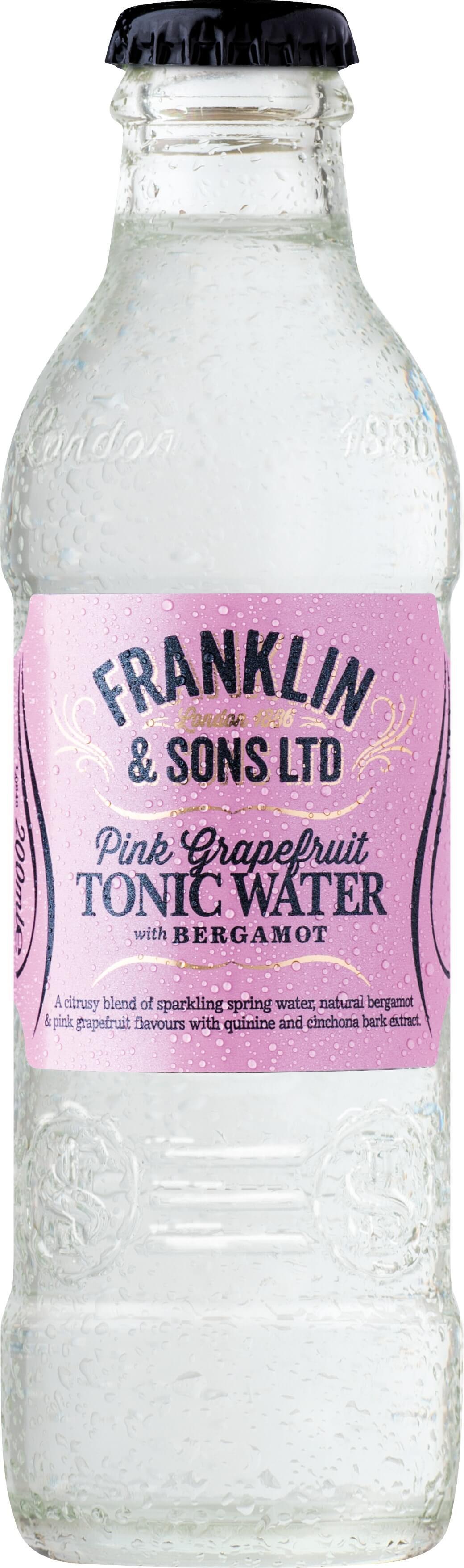 Franklin&Sons Grepový tonik s bergamotom