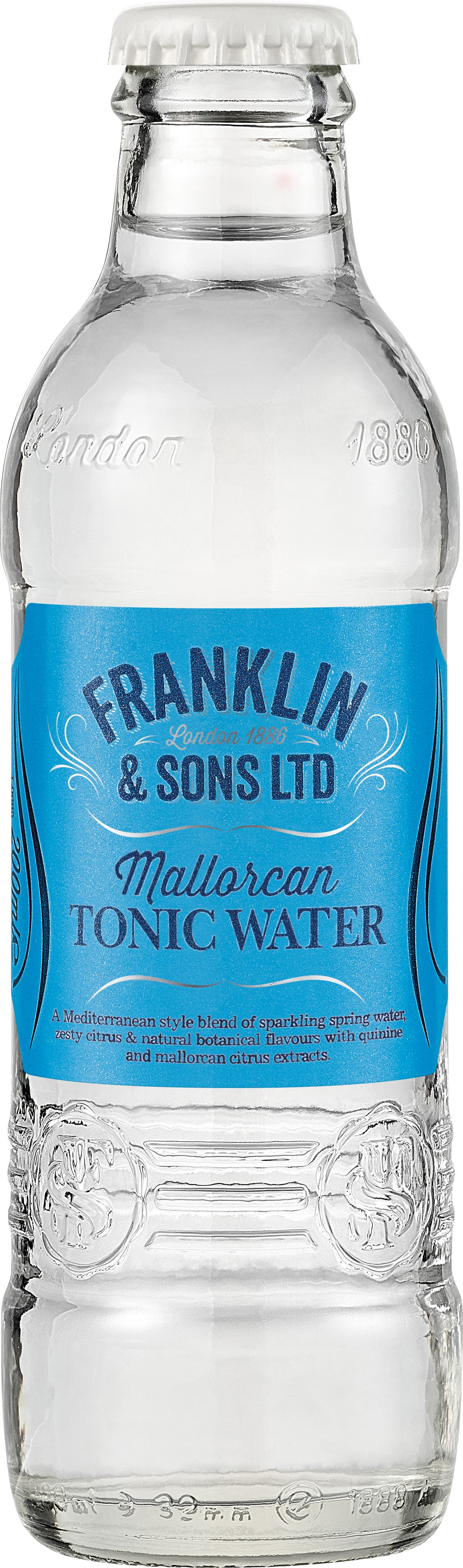 Franklin&Sons Mallorcan Tonic water