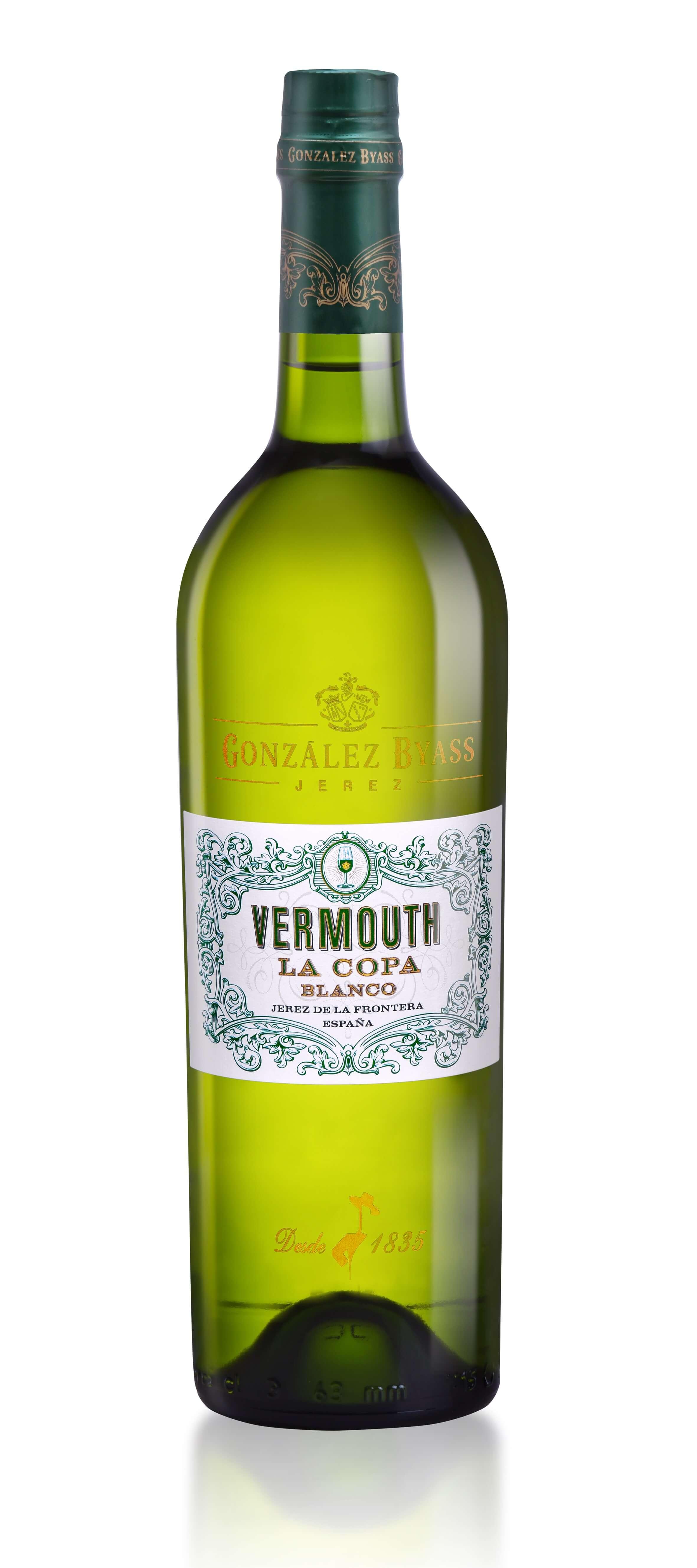 La Copa Vermouth blanco, biele, ESP