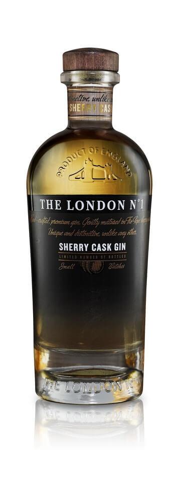 LONDON GIN No.1 Sherry cask 43% 0,7l