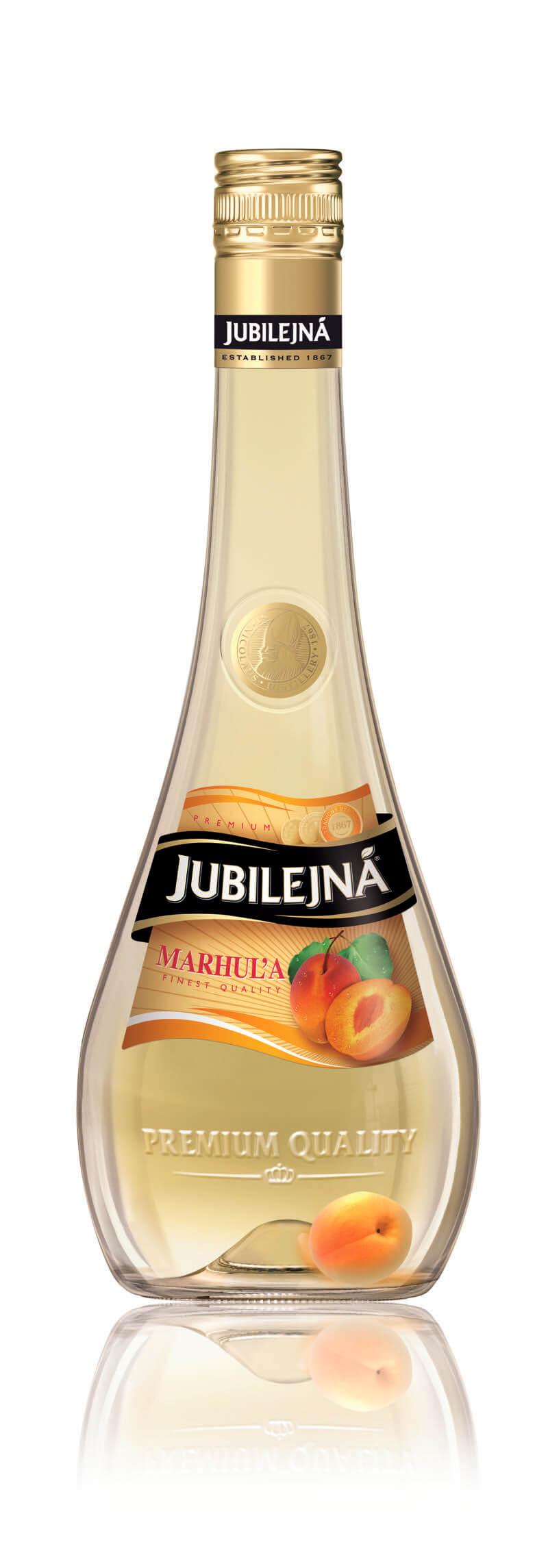 Jubilejná Marhuľa 40% 0,7l