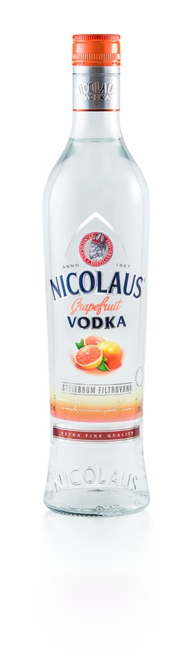 Nicolaus Grapefruit Vodka 38% 0,7l