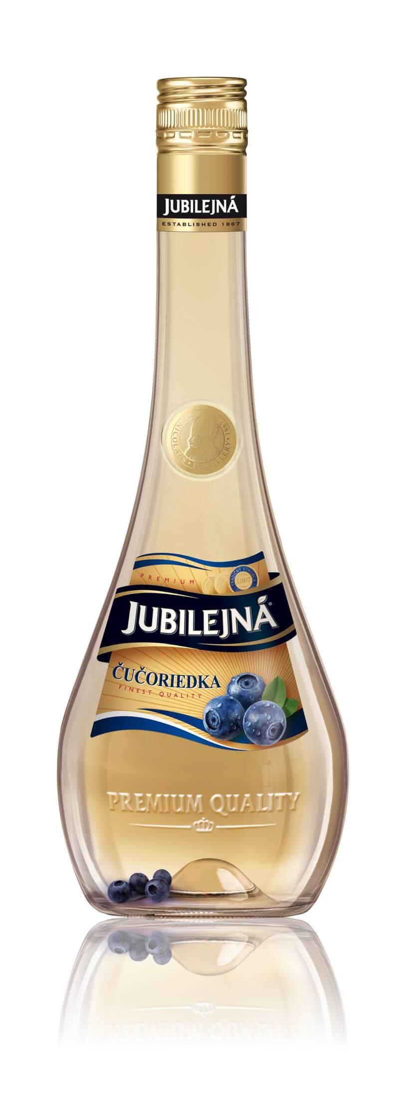 Jubilejná Čučoriedka 40% 0,7l