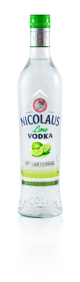 Nicolaus Lime Vodka 38% 0,5l