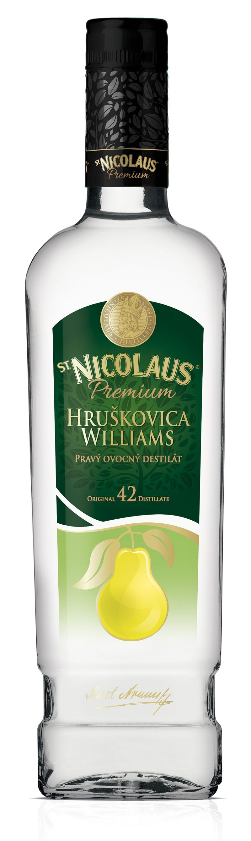 STN PREMIUM Hruškovica Williams 42% 0,7l