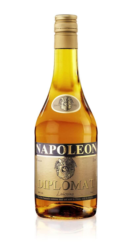 Napoleon Diplomat 36% 0,7l