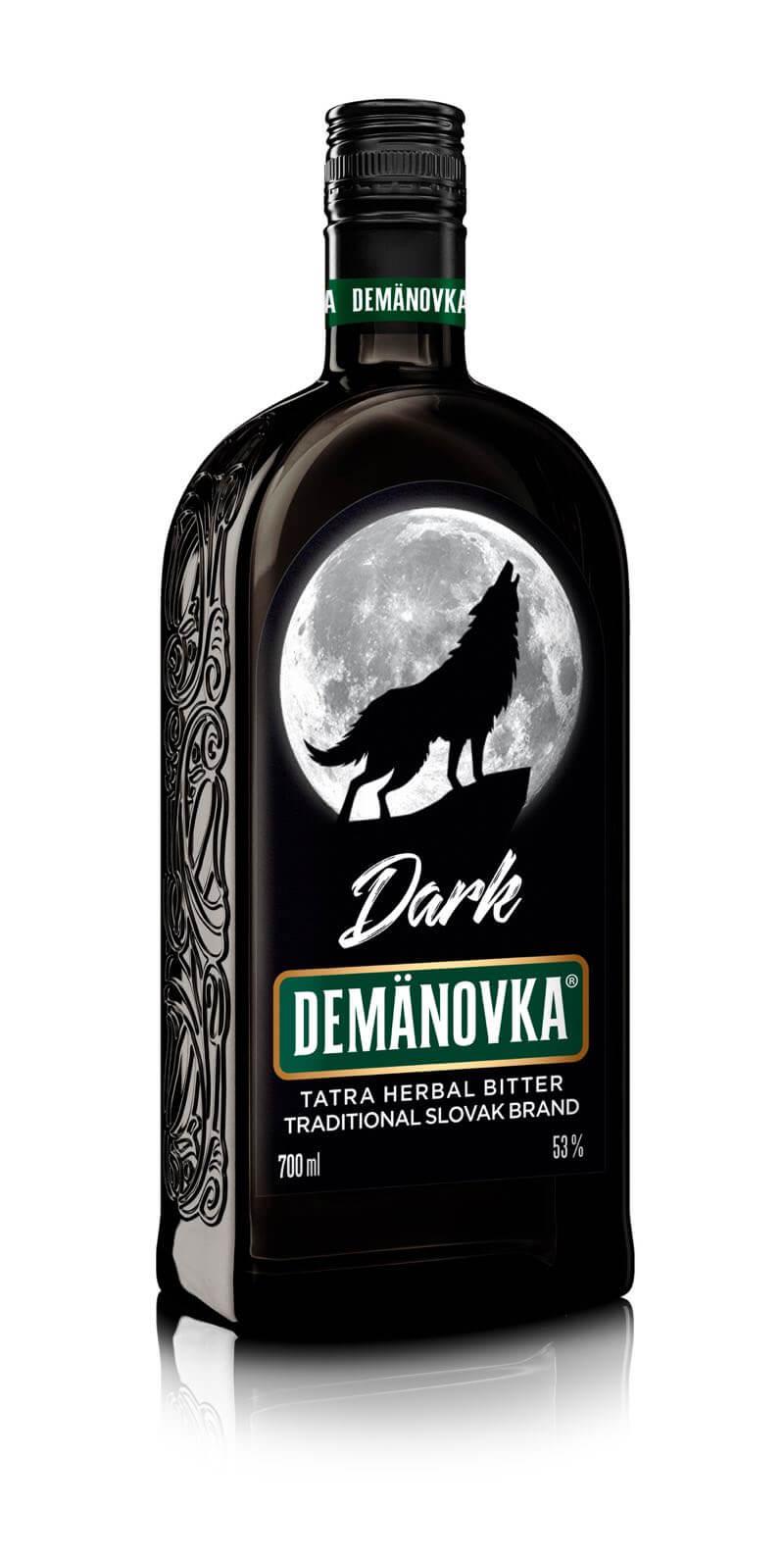Demänovka Dark 53% 0,7l