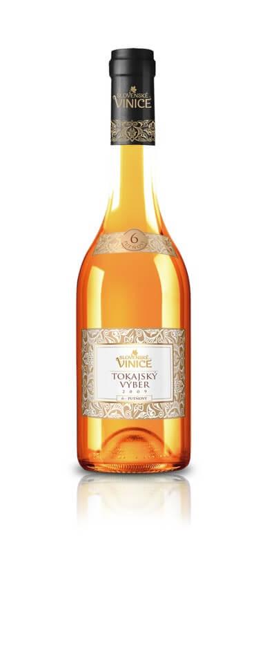 Slovenské Vinice Tokajský výber 6-putňový 2009 0,5 l