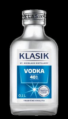 KLASIK Vodka 40% 0,1l