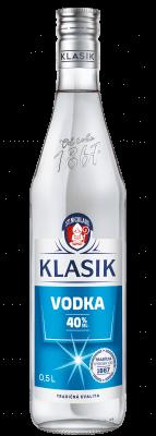 KLASIK Vodka 40% 0,5l