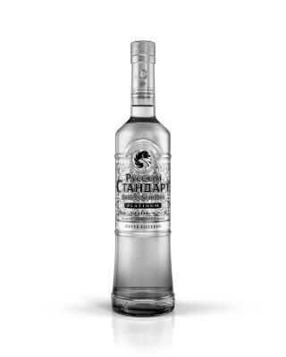 Russian Standard Platinum 40% 0,7l