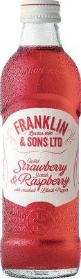 Franklin&Sons Jahoda&Malina 0,275l