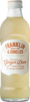 Franklin&Sons Ginger beer 0,275l