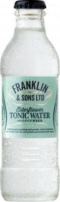 Franklin&Sons Bazový Tonik s uhorkou 0,2l