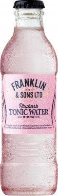Franklin&Sons Rebarbovový Tonik s ibištekom 0,2l