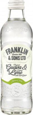 Franklin&Sons Guave, Limetka a Zázvor 0,275l