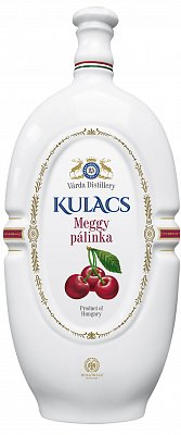 Kulacs Meggy pálinka (Višňovica) 40% 0,05l