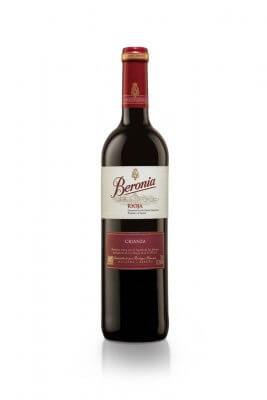 Beronia Rioja Crianza červené víno, ESP