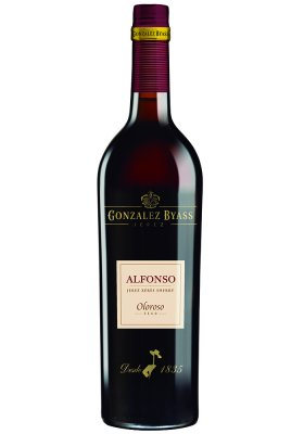 Alfonso Oloroso Sherry víno, ESP
