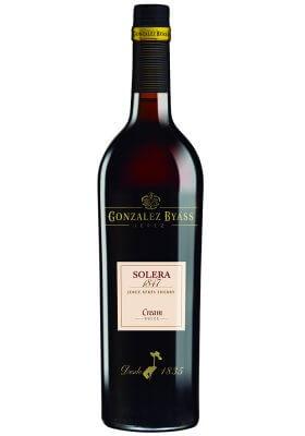 Solera 1847 Cream sherry víno, ESP