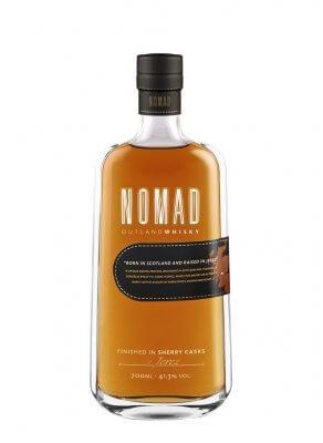 NOMAD Whisky 41,3% 0,7l