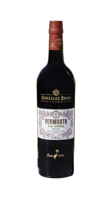 La Copa Vermouth rojo, červené, ESP