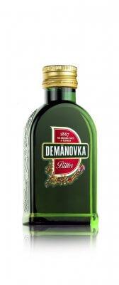 Demänovka Bitter  38% 0,05l