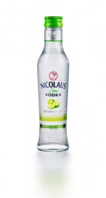 Nicolaus Lime Vodka 38% 0,2l