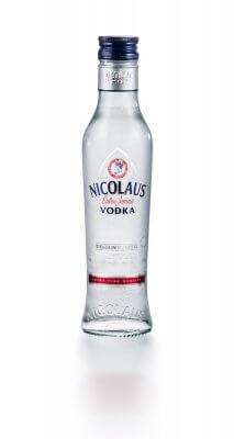 Nicolaus Vodka Extra Jemná 38% 0,2l