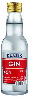 KLASIK Gin 40% 0,04l