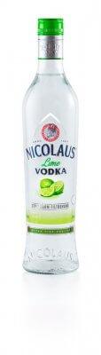 Nicolaus Lime Vodka 38% 0,5l