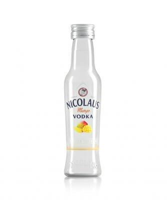 Nicolaus Mango Vodka 38% 0,04l