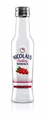 Nicolaus Cranberry Vodka 38% 0,04l