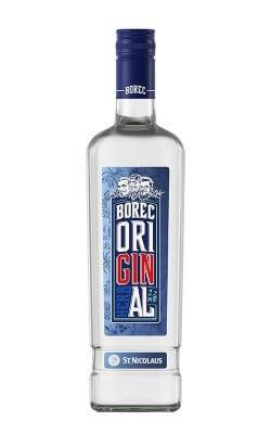 BOREC ORIGINAL Gin 38% 0,7 l