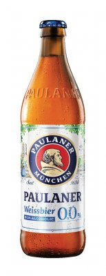 Paulaner Weissbier pivo 0% 0,5l