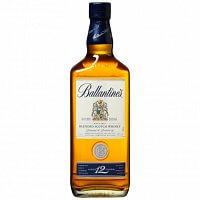 Ballantines 12r. 40% 0,7L